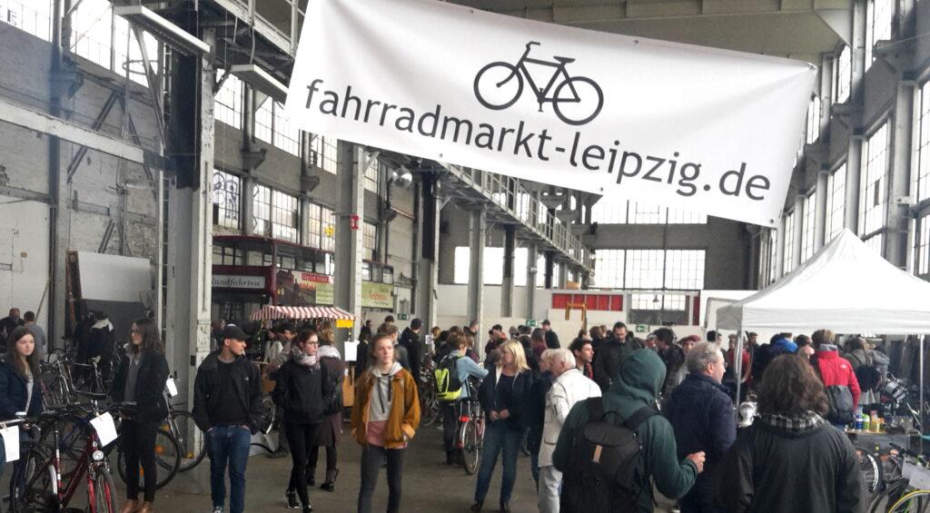 Gebraucht Fahrrad Flohmarkt Leipzig