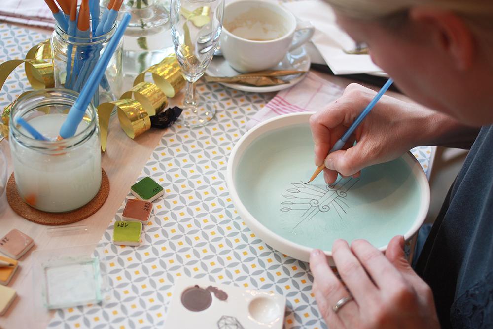 Keramikmalerei Leipzig