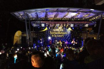Taschenlampenkonzert in Leipzig