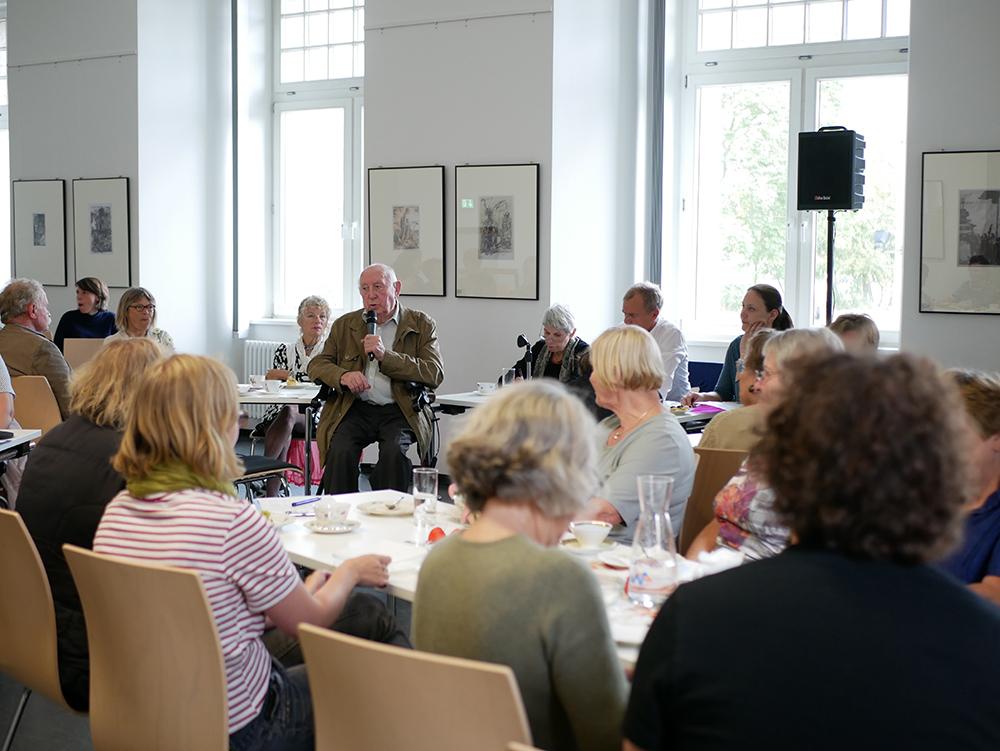Erzählcafé Stiftung für Bürger Leipzig