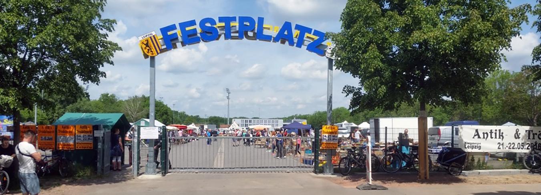 Flohmarkt Cottaweg