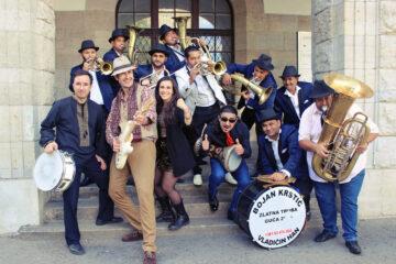 Mr Zarko feat. Bojan Krstic Orkestar _ Pressefoto 1 _ (c) Tino Grasselt