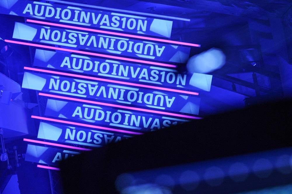 Audio Invasion