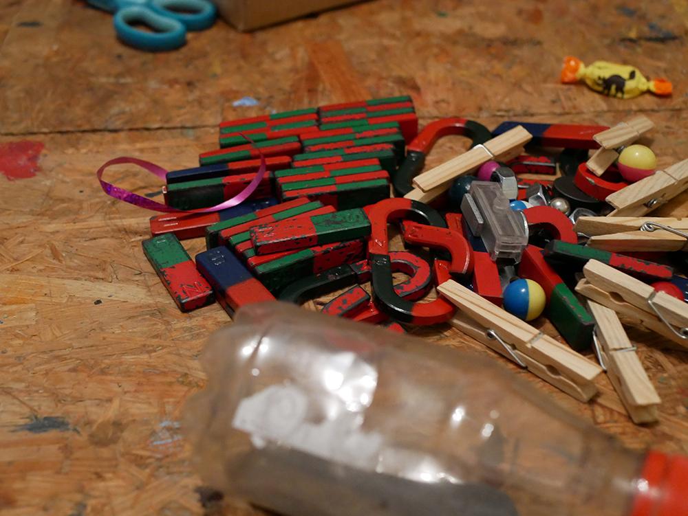 Erfinderkinder Werkzeug
