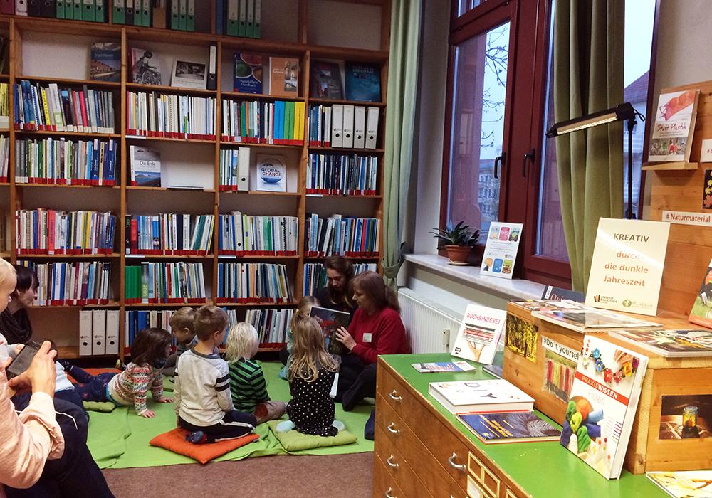 vorleselust umweltbibliothek