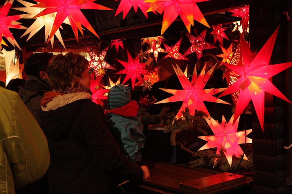 Weihnachtsmarkt im Schlösschen