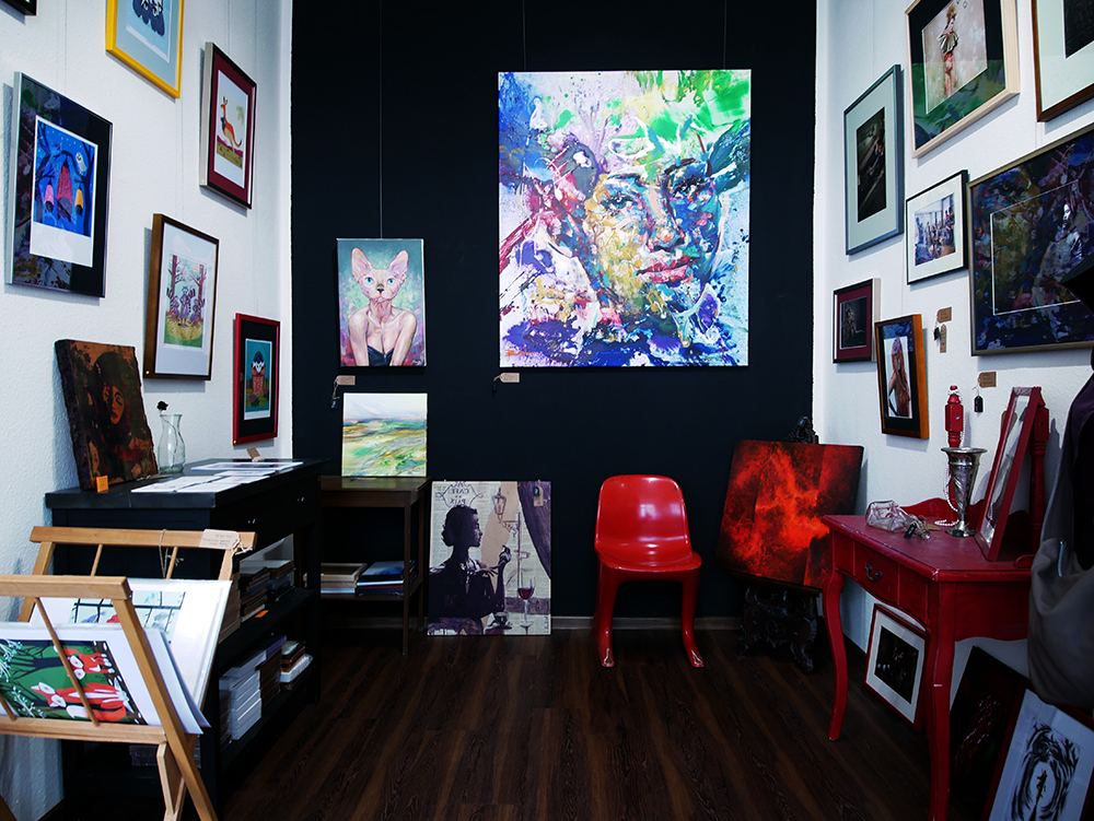 beuteltierart kunstgalerie