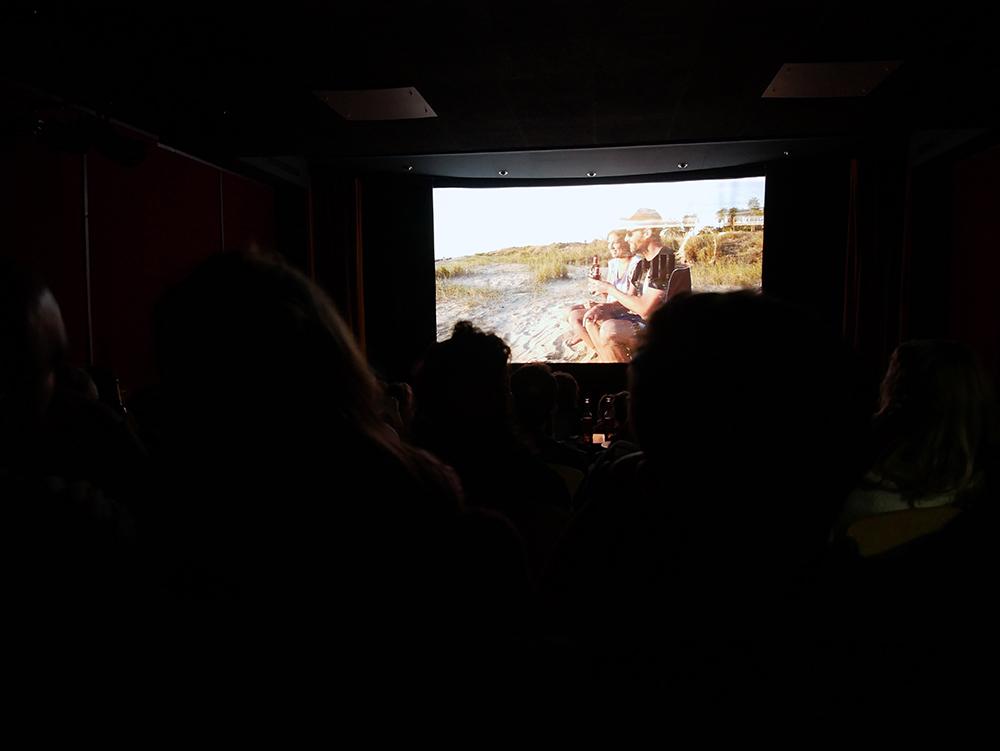 Surf Film Nacht