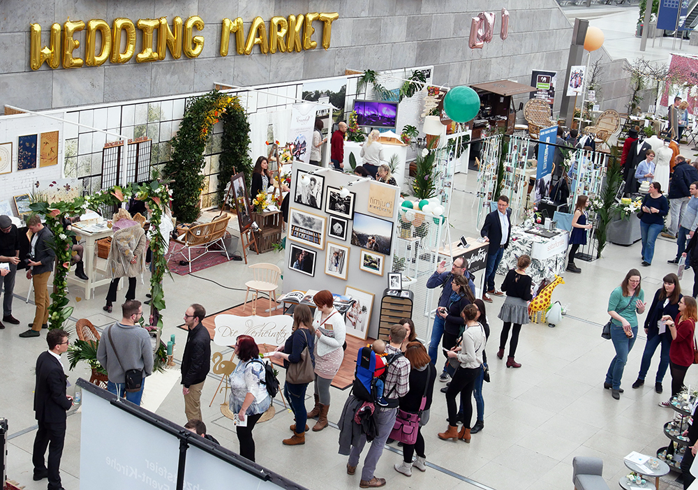 Wedding Market Leipzig