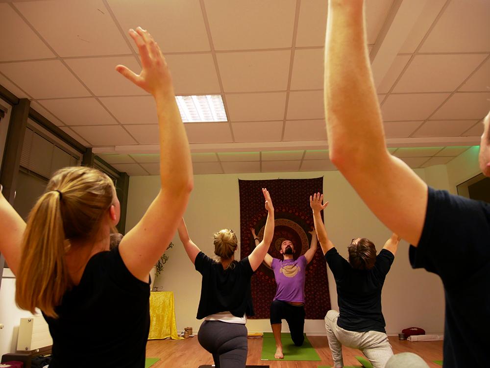 Alexander Kröker Element Yoga Leipzig