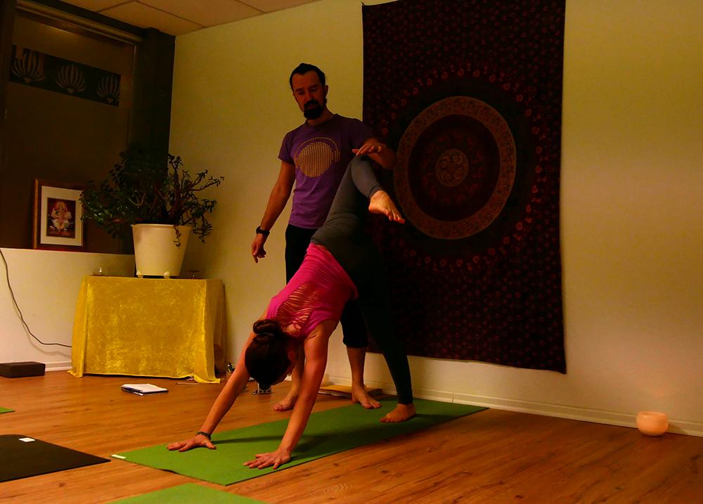 Alexander Kröker Yogalehrer Ausbildung Leipzig