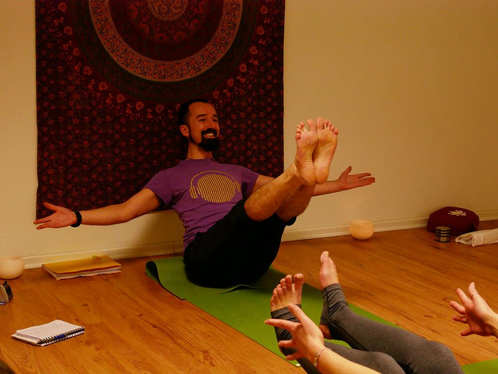 Element Yoga Alexander Kröker