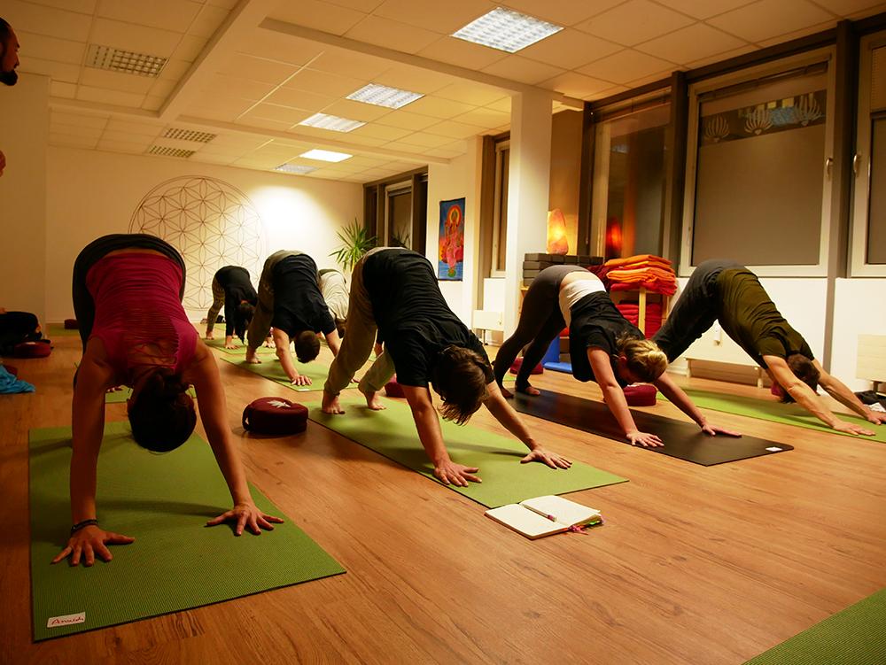 element yoga studio