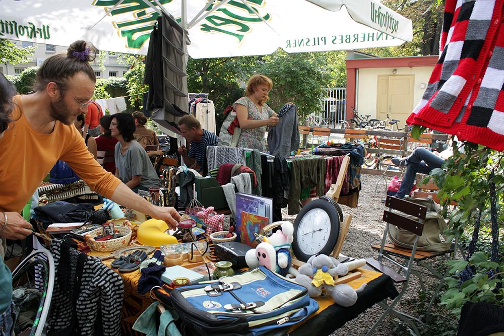 Haslbauer Flohmarkt Termine