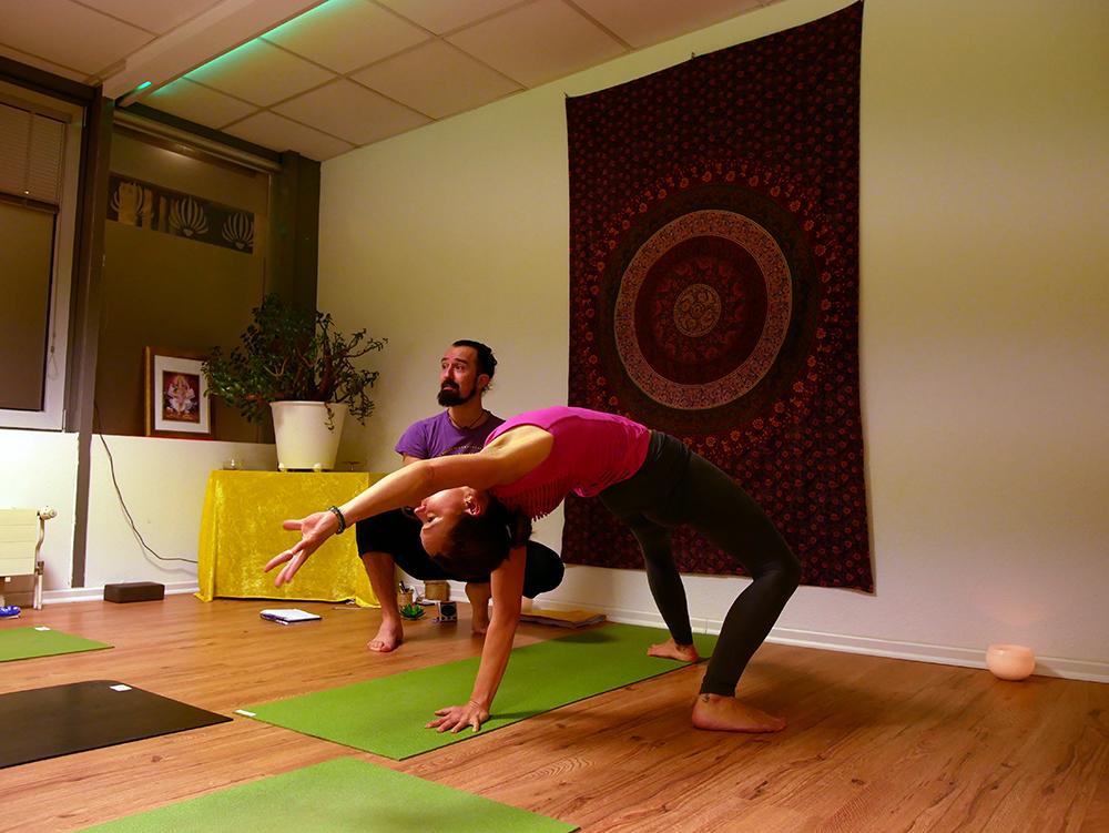 yoga ausbildung leipzig
