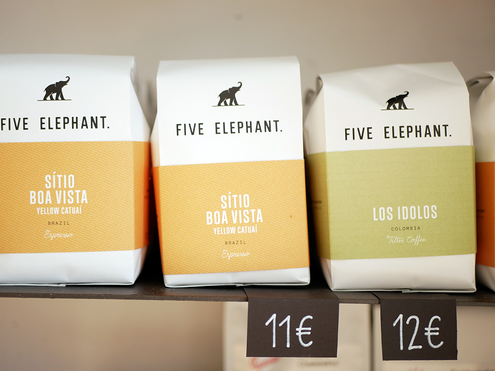 five elephant coffee leipzig