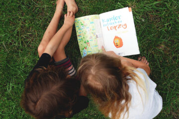 kinderbuch kinder entdecken leipzig