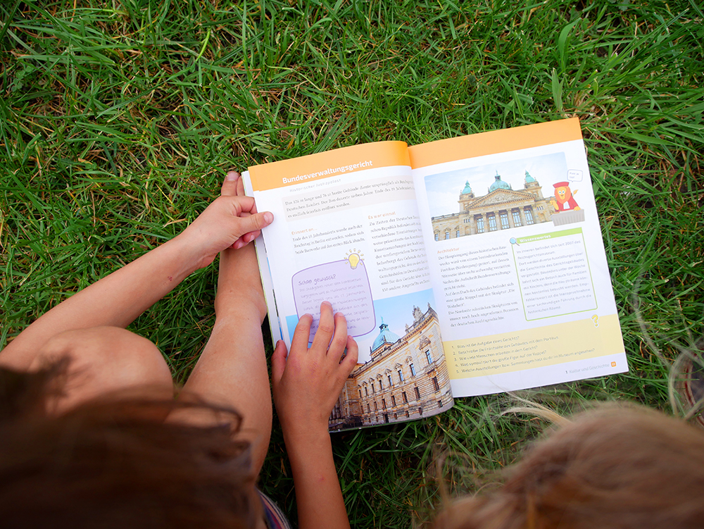 Kinderbuch über leipzig