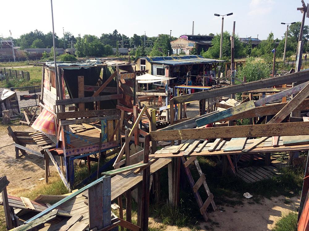 Bauspielplatz Wilder Westen