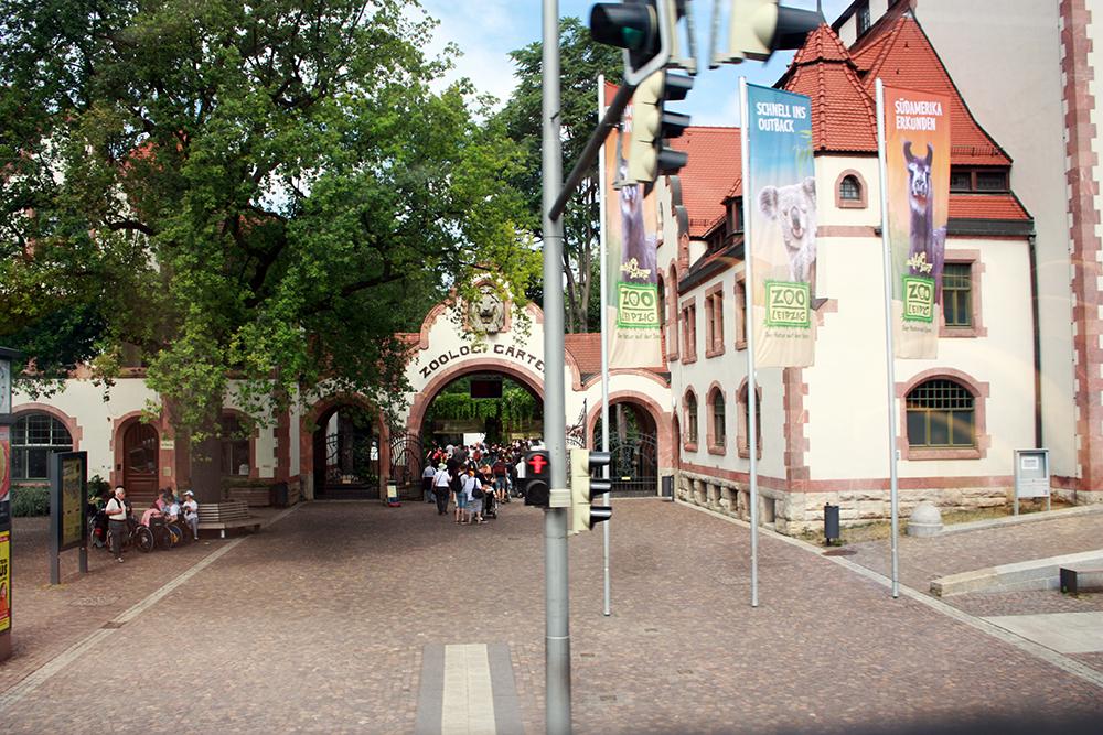 Stadtrundfahrt Zoo Leipzig