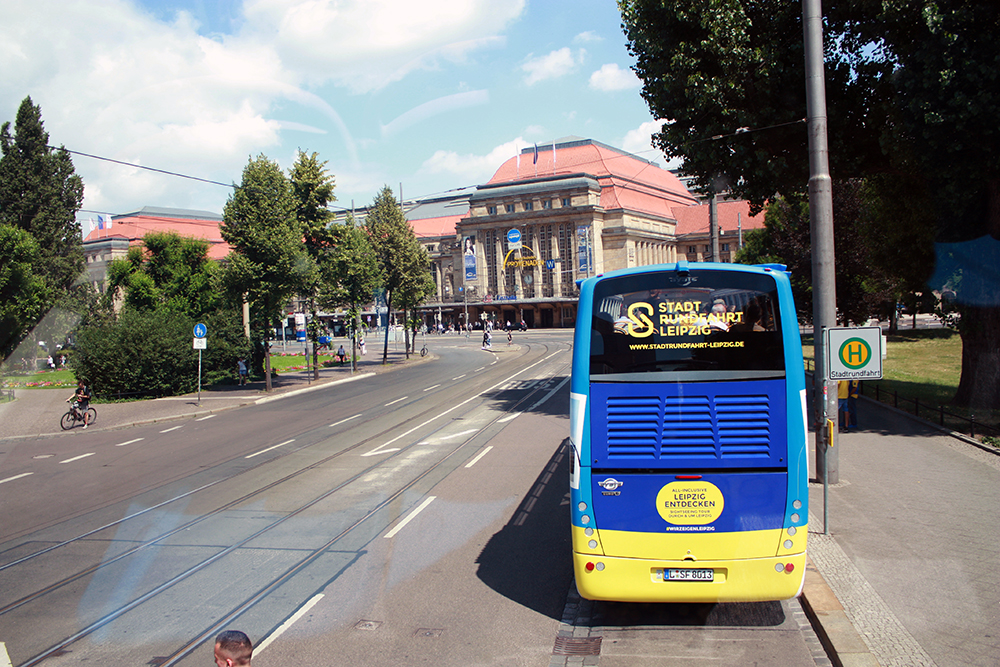 Stadttour Leipzig