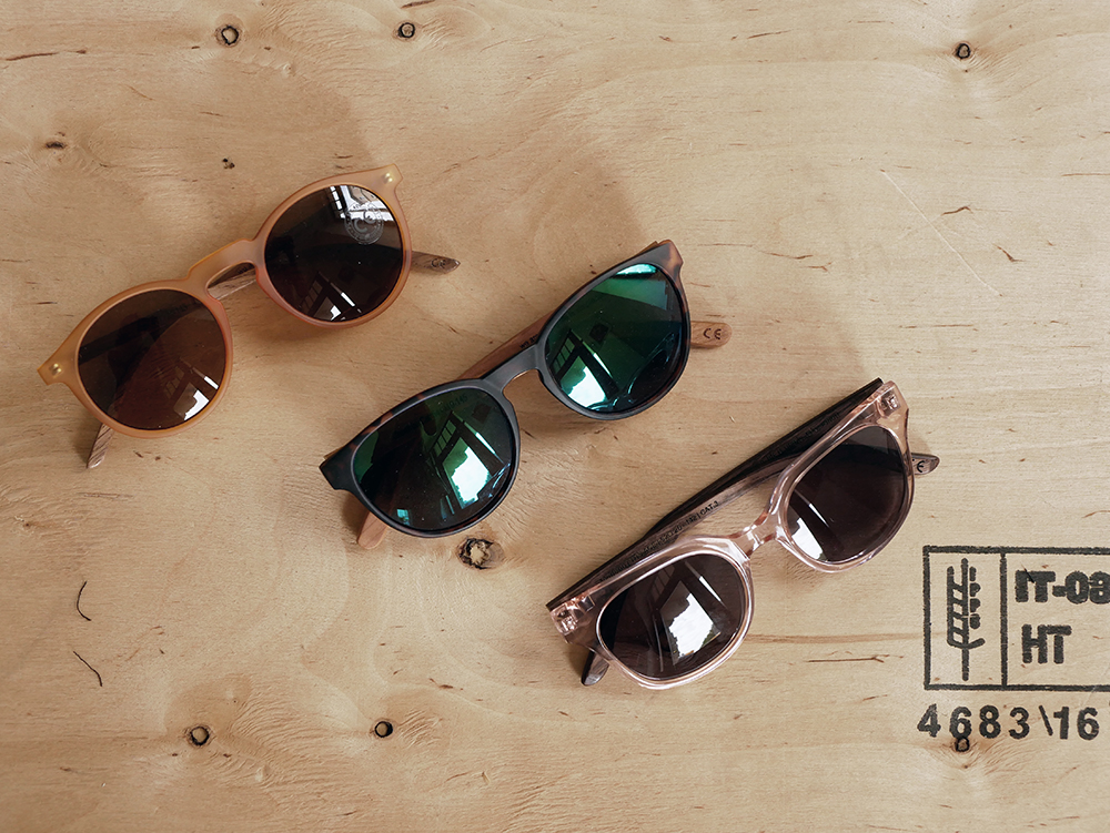 take a shot sunglasses wood