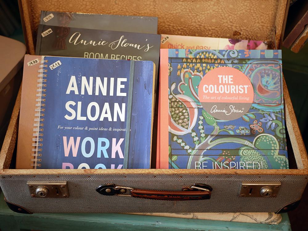 Annie Sloan Books Leipzig