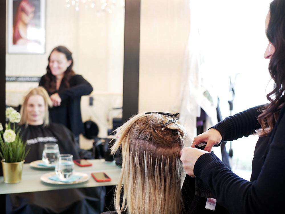 Haarverlängerung leipzig