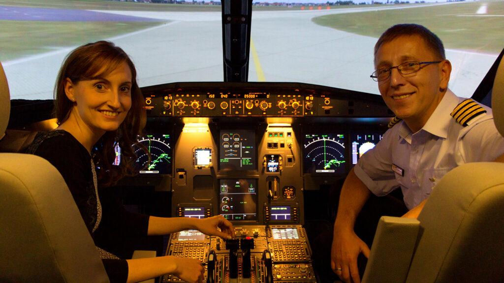 Flugsimulator Leipzig