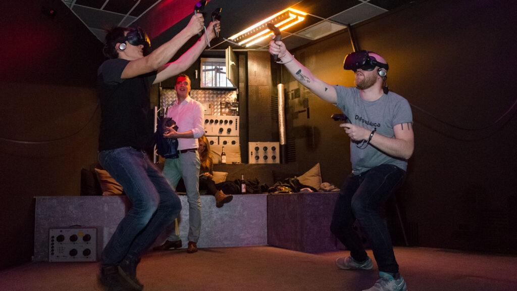 Virtual Reality Leipzig