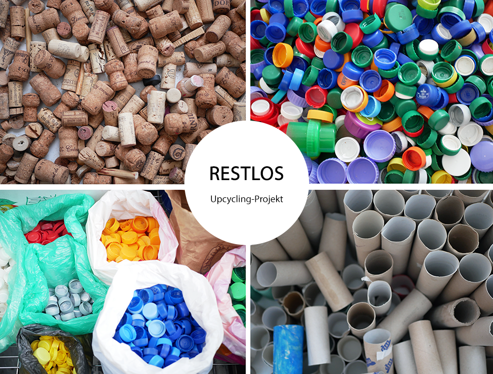 restlos materialsammlung